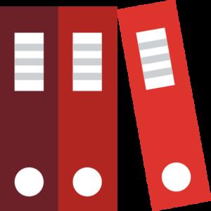 Beispiel Aktenordner zum Datenschutzmanagement