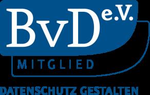 digital coach 4.0 / Datenschutz Lübbecke ist Mitglied im Berufsverband der Datenschutzbeauftragten Deutschlands (BvD) e.V.